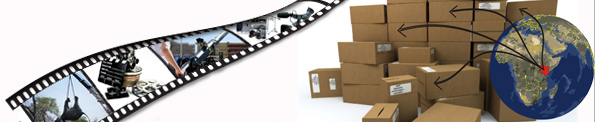 Filmline ltd. Kenyan film and related equipment clearing and forwarding.